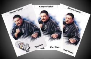 Kenpo Fusion DVD Set
