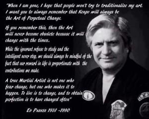 Ed Parker Legacy